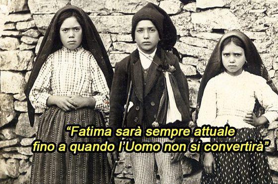 "Le ""Catechesi"" di Santa Giacinta di Fatima"