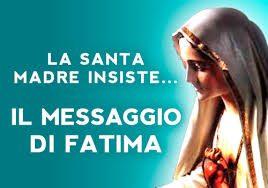 Il Sacerdote di Fatima